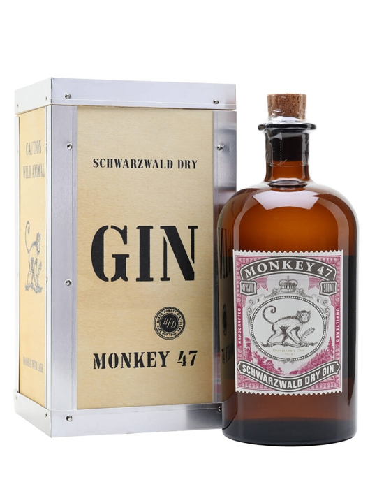 Monkey 47 Distiller's Cut 2018