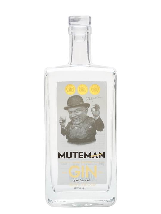 Muteman Gin
