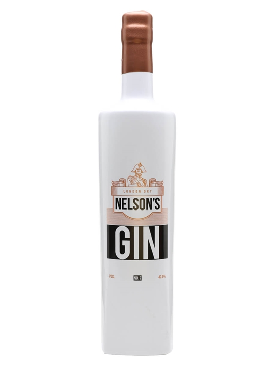 Nelson's London Dry Gin 70cl