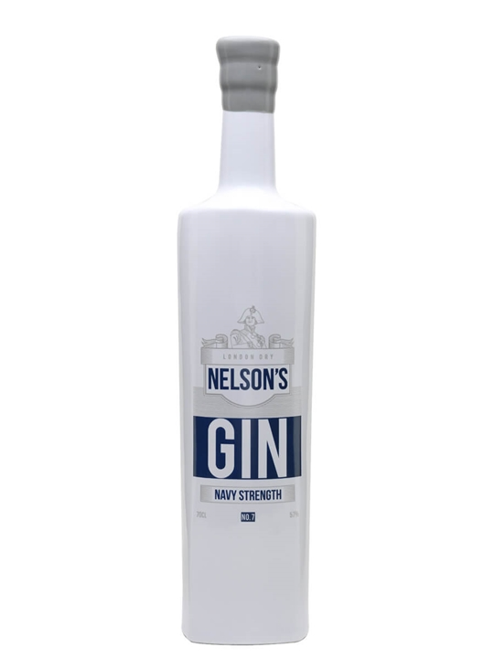 Nelson's Navy Strength Gin 70cl