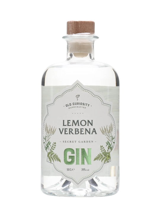 Old Curiosity Lemon Verbena Gin
