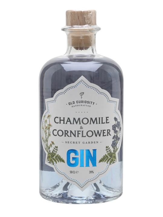 Old Curiosity Cornflower and Chamomile Gin