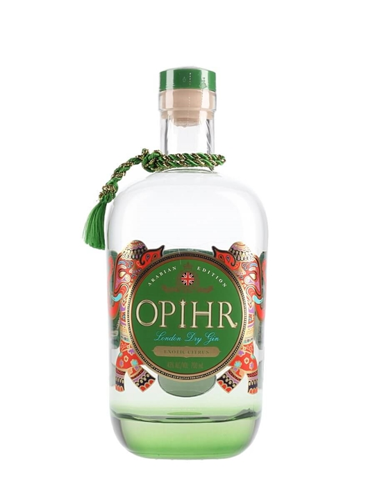 Opihr Arabian Edition London Dry Gin