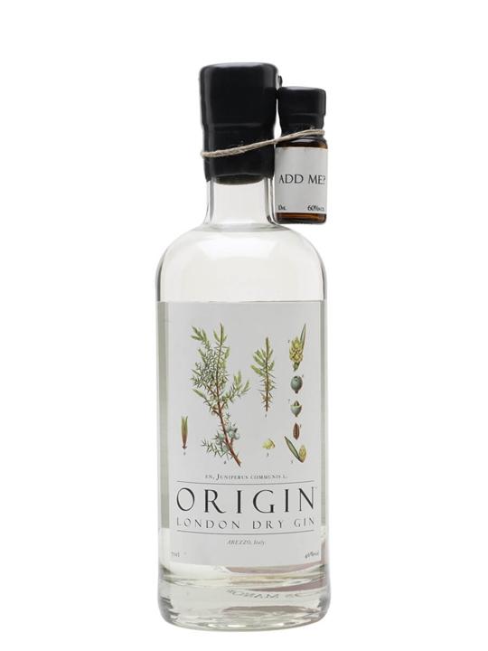 Origin Dry Gin / Arezzo Italy