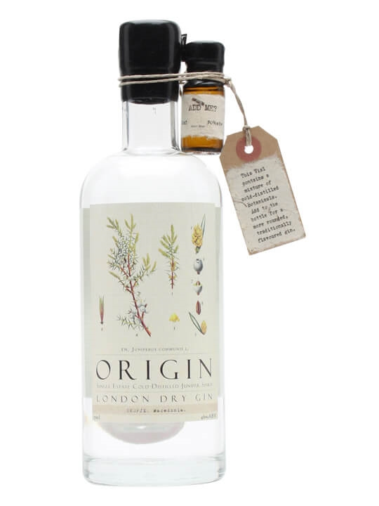 Origin Dry Gin / Skopje North Macedonia