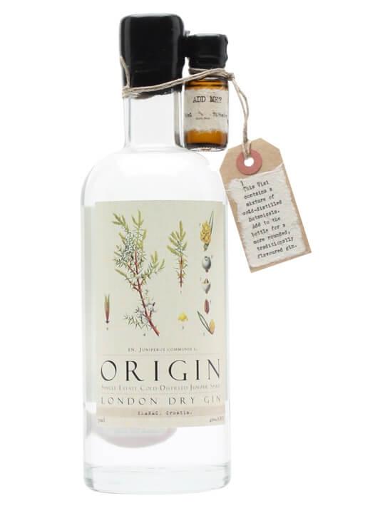 Origin Dry Gin / Klanac Croatia