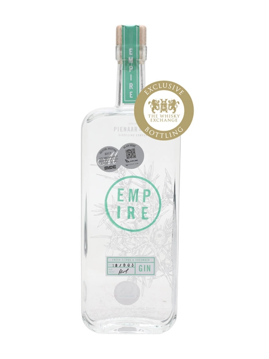 Pienaar and Son Empire Gin