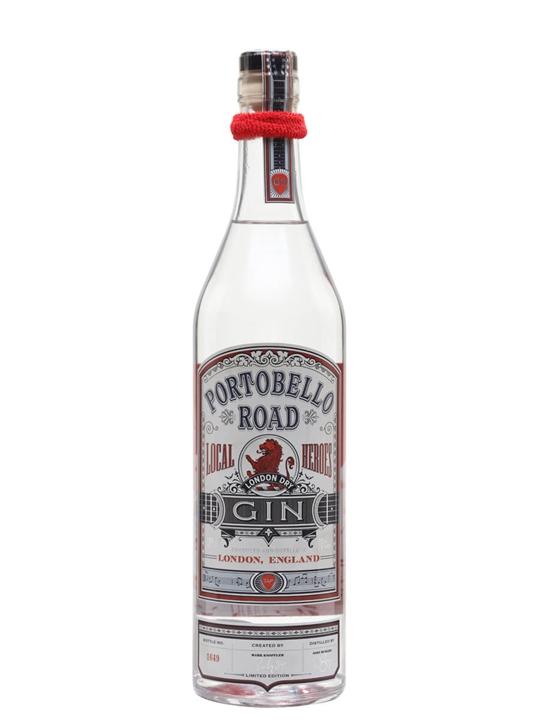 Portobello Road Local Heroes Gin