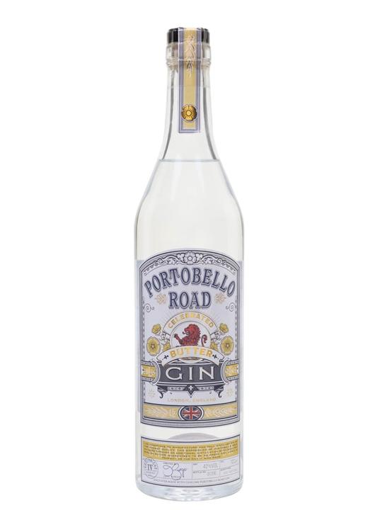 Portobello Road Butter Gin