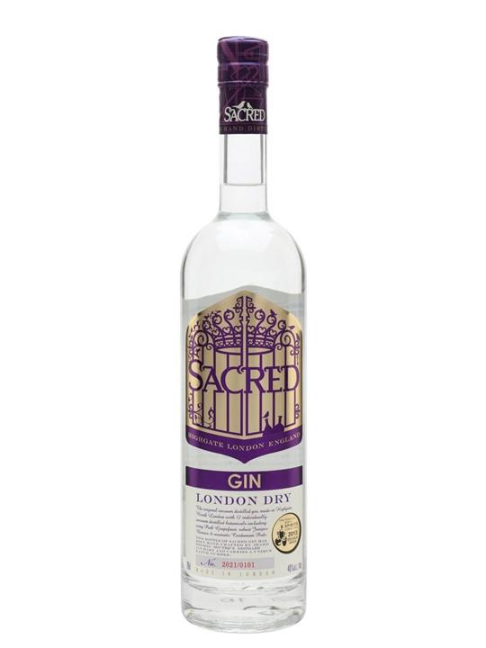 Sacred Gin / 12 Botanicals 70cl