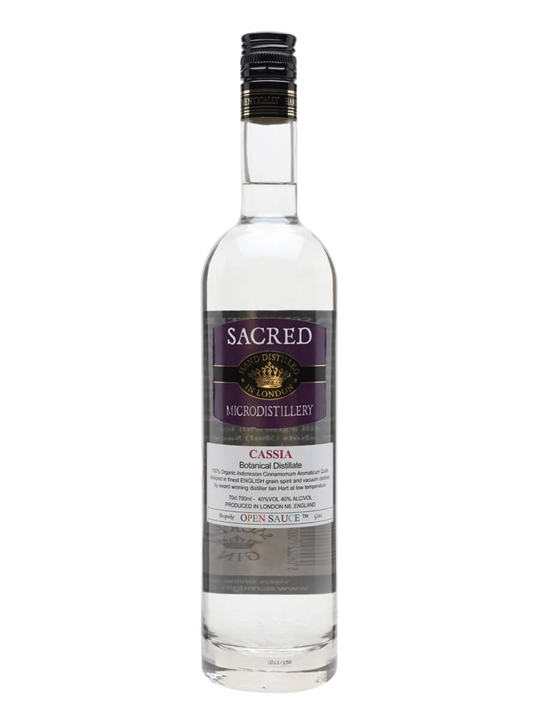Sacred Cassia Gin 70cl