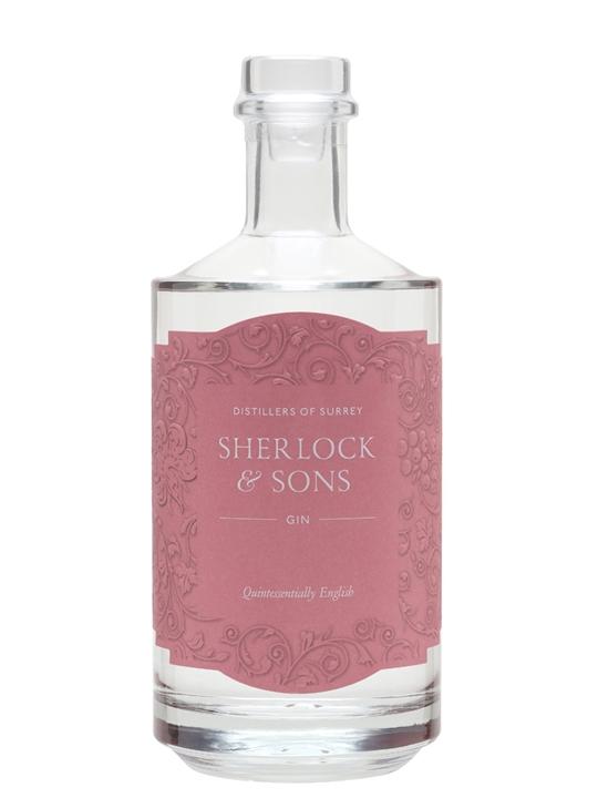 Sherlock & Sons Solstice Edition Gin