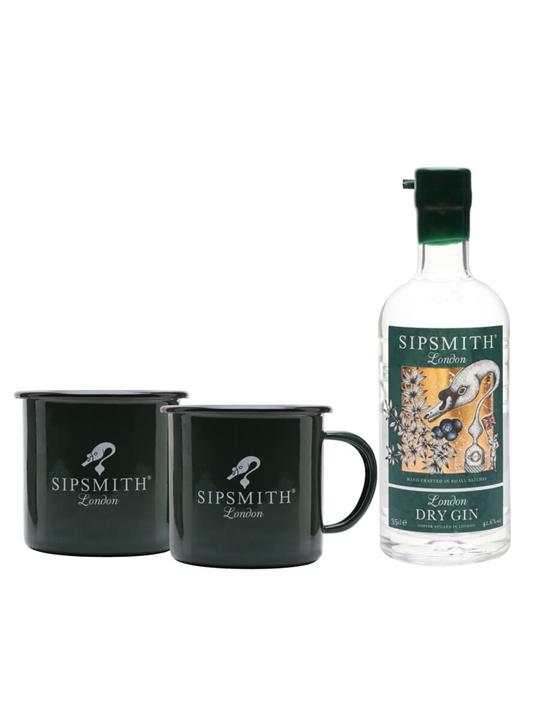 Sipsmith Hot Gin and Tonic Set