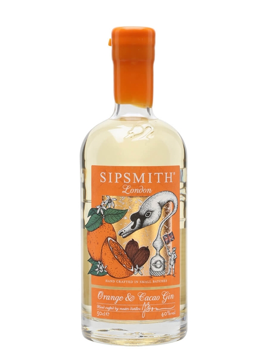 Sipsmith Orange & Cacao Gin