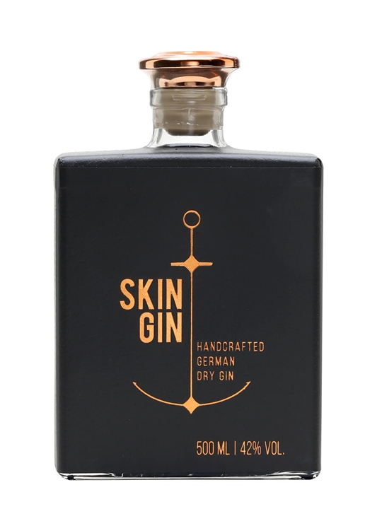 Skin Gin Anthracite Grey 50cl