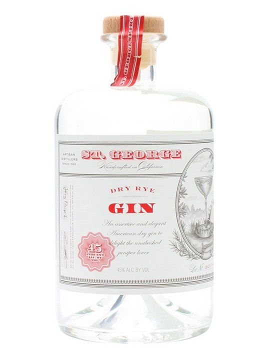 St George Dry Rye Gin 70cl