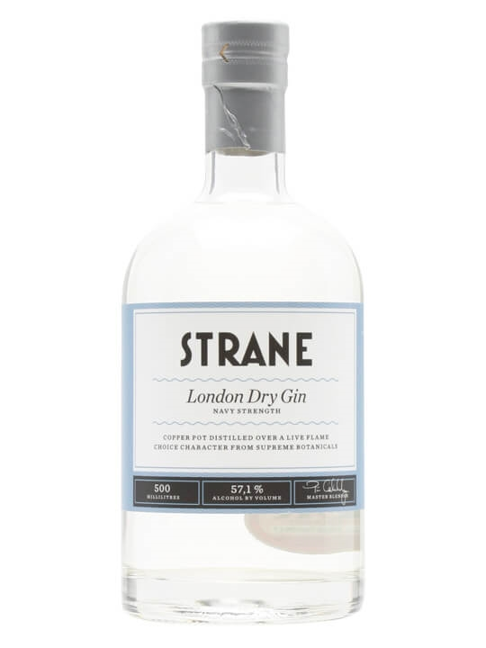 Strane Navy Strength London Dry Gin