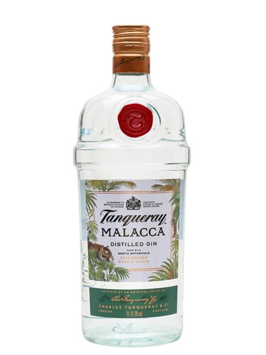 Tanqueray Malacca Gin / Litre
