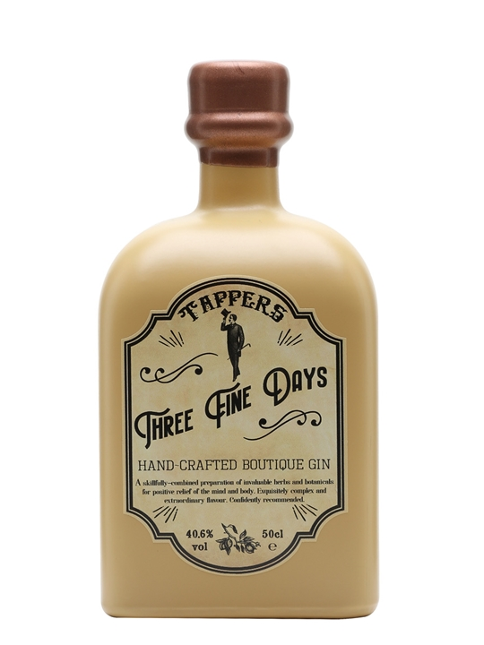 Tappers Three Fine Days Gin