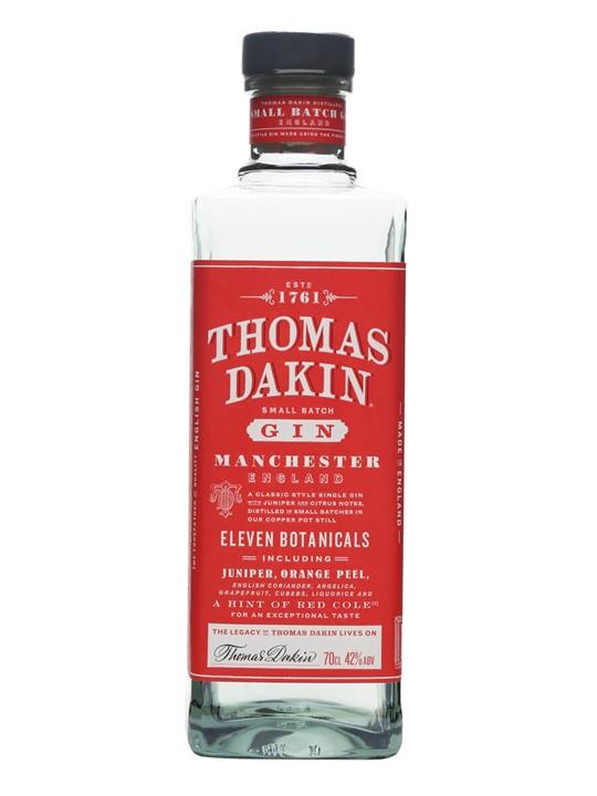 Thomas Dakin Gin / Small Batch 70cl