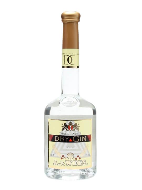 Three Corner Dry Gin / A. Van Wees