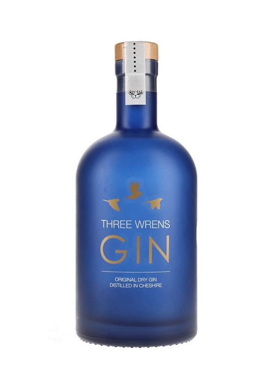 Three Wrens Original Dry Gin