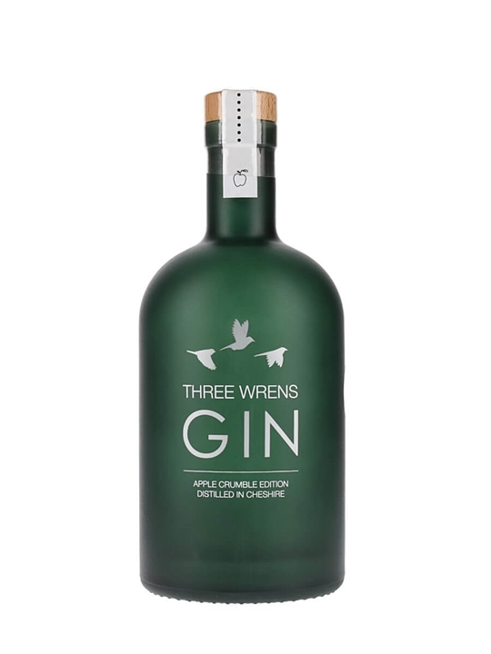 Three Wrens Apple Crumble Edition Dry Gin
