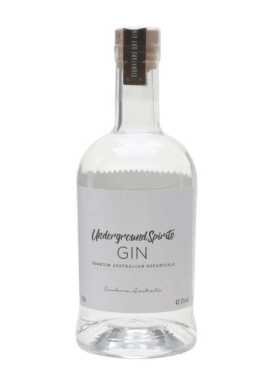 Underground Gin
