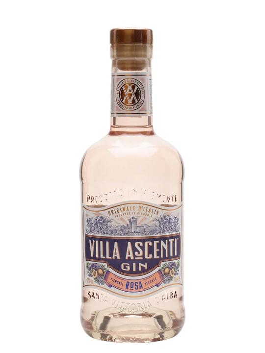 Villa Ascenti Rosa Pesca Gin