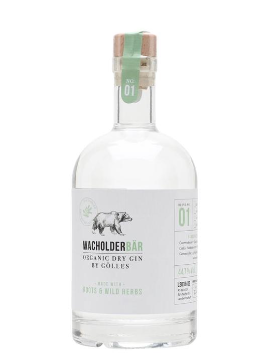 Wacholderbar Roots & Wild Herbs Gin