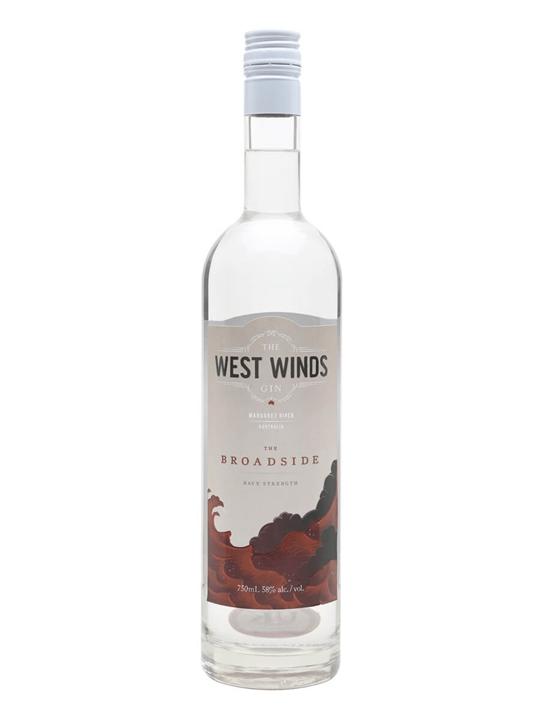 The West Winds Gin / The Broadside Australian Gin