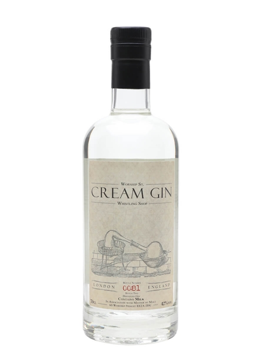 Cream Gin / Worship Street Whistling Shop