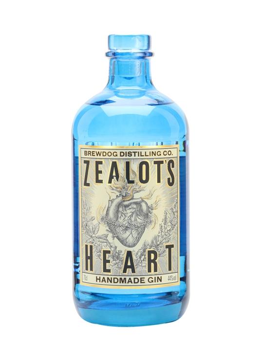 Zealots Heart Gin / Brewdog