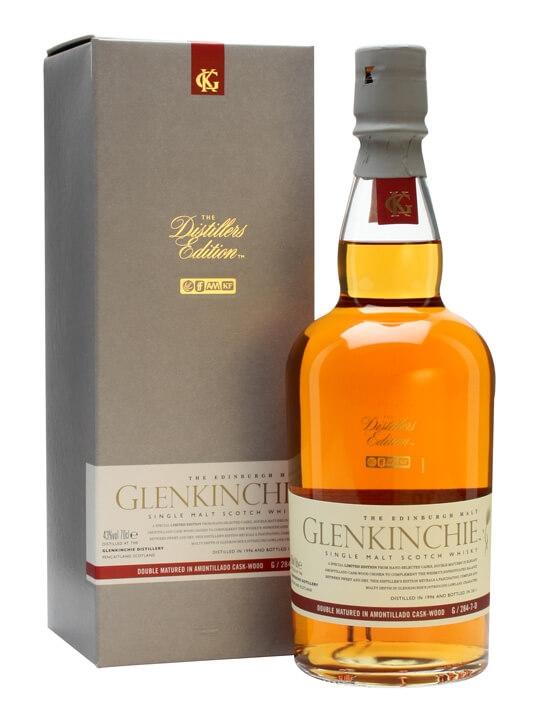 Glenkinchie 1996 / Distillers Edition Lowland Whisky
