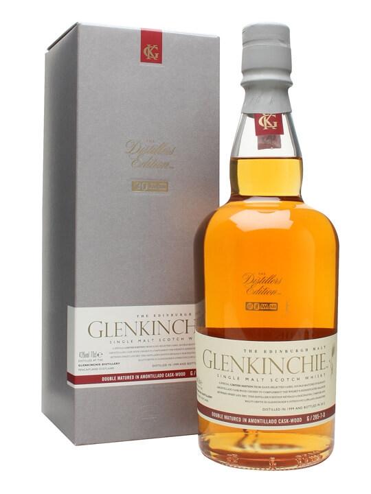Glenkinchie 1999 / Distillers Edition Lowland Whisky