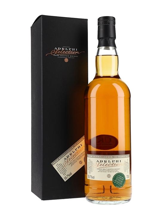 Glenallachie 2007 / 12 Year Old / Adelphi Speyside Whisky
