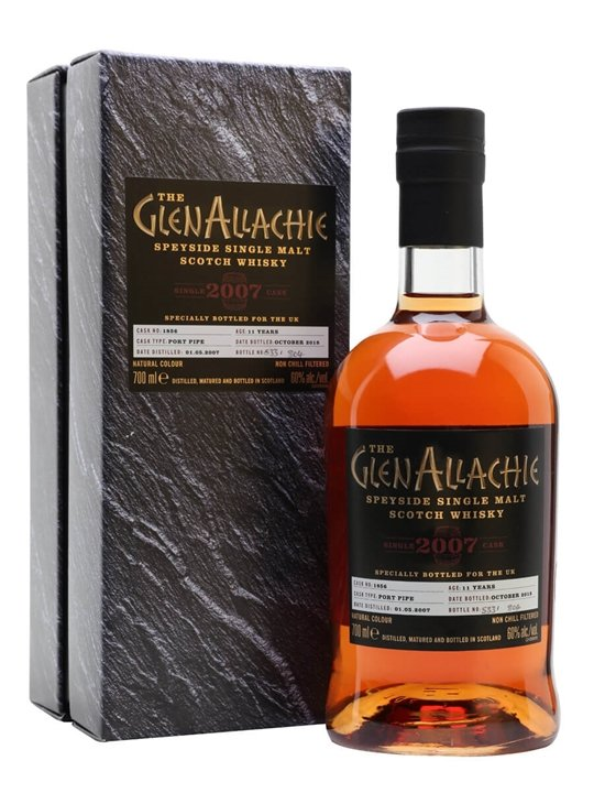 Glenallachie 2007 / 11 Year Old / Single Cask Speyside Whisky