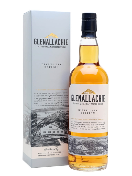 Glenallachie Distillery Edition Speyside Single Malt Scotch Whisky