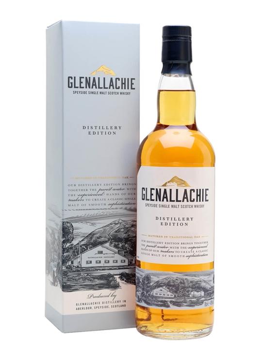 Glenallachie Distillery Edition Speyside Single Malt Scotch Whisky