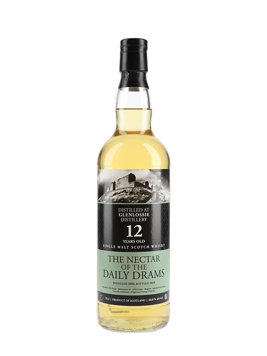 Glenlossie 2006 / 12 Year Old / Daily Dram Speyside Whisky