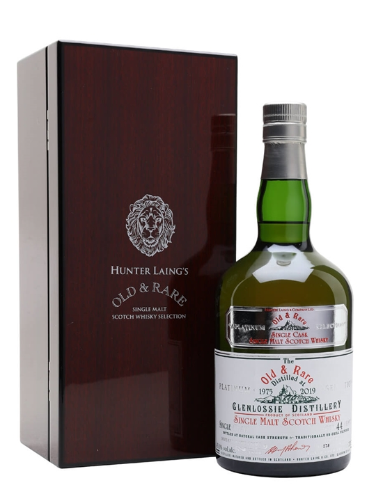 Glenlossie 1975 / 44 Year Old / Old & Rare Speyside Whisky