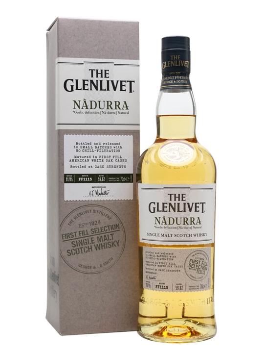 Glenlivet Nadurra First Fill / Batch Ff1115 Speyside Whisky