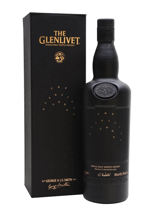 Glenlivet Code Speyside Single Malt Scotch Whisky