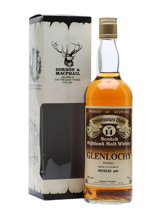 Glenlochy 1968 / 14 Year Old / Connoisseurs Choice Highland Whisky