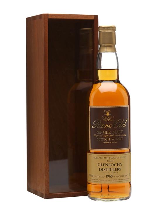 Glenlochy 1965 / Bot.2002 / Rare Old / Gordon & Macphail Highland Whisky