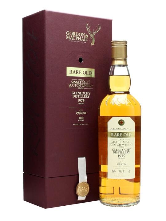 Glenlochy 1979 / Rare Old / Gordon & Macphail Highland Whisky