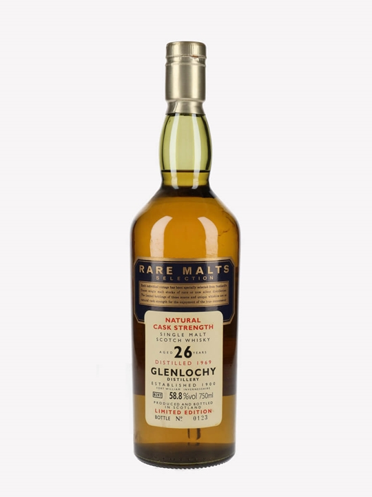 Glenlochy 1969 / 26 Year Old / Rare Malts Highland Whisky