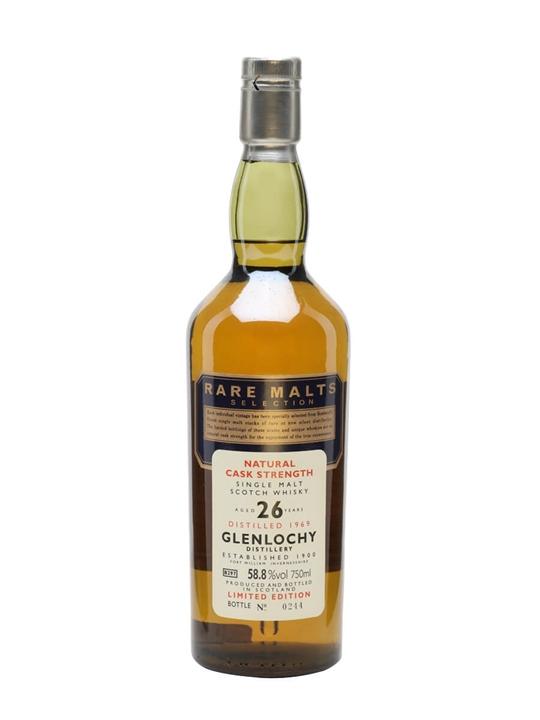Glenlochy 1969 / 26 Year Old / Rare Malts Highland Whisky