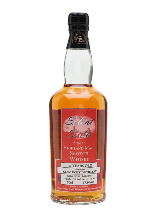 Glenlochy 1965 / 32 Year Old / Silent Stills / Signatory Highland Whisky