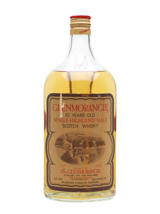 Glenmorangie 10 Year Old / Bot.1980s / 2 Litre Highland Whisky